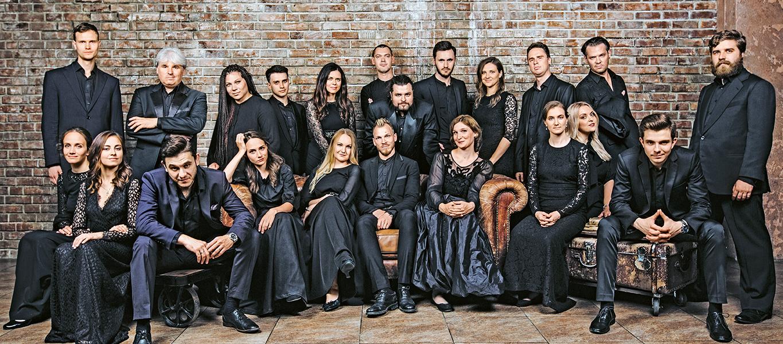 Intrada Chor Moskau (Foto: Ira Polyarnaya)