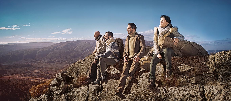 Cuarteto Quiroga (Foto: Molina Visuals)