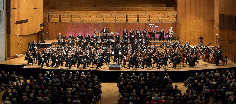 SWR Symphonieorchester (Foto: Alexander Kluge)