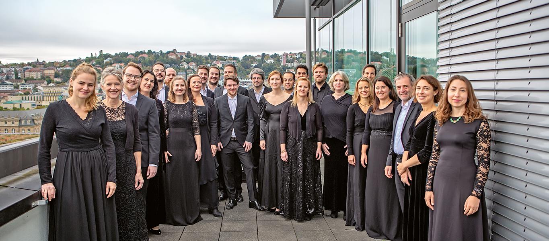 Chor der Gaechinger Cantorey (Foto: Roberto Bulgrin)