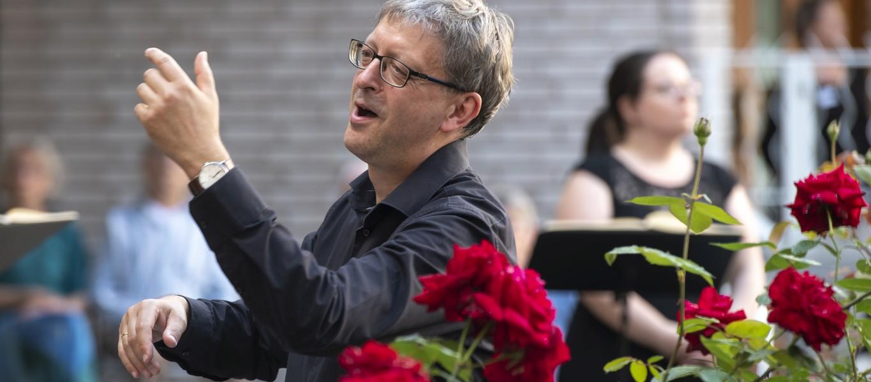 Hans-Christoph Rademann (Foto: Holger Schneider)